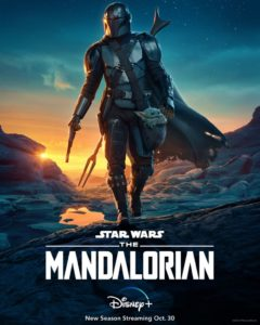 The Mandalorian S2 poster