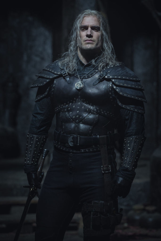 The Witcher Geralt 1