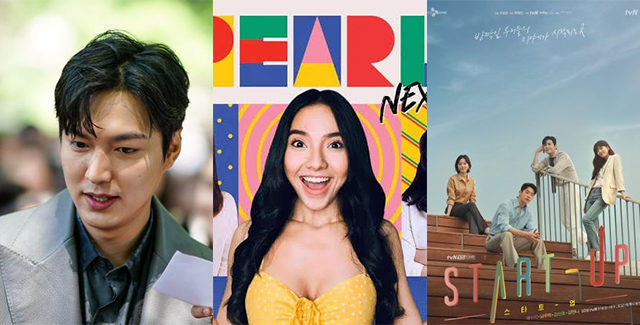 This week's podcast is another Asian Drama Corner, starring Pearl Next Door, Lie After Lie, Start-Up and much more.