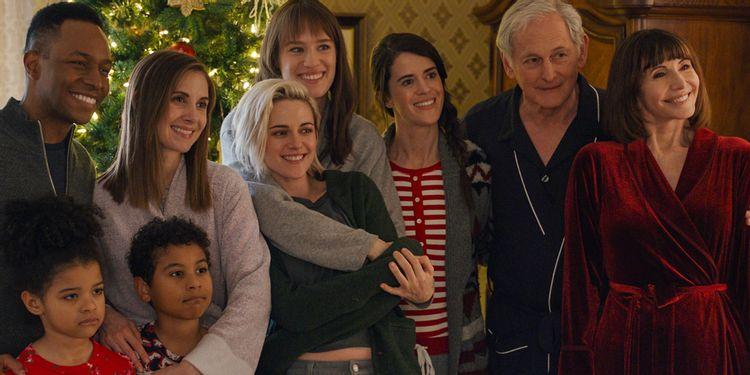 Happiest Season family