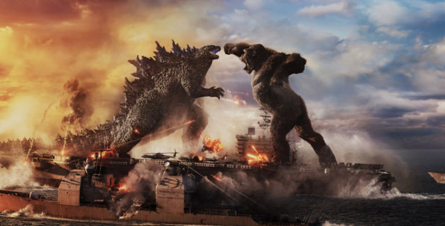 Titans collide in the first trailer for Godzilla vs. Kong, and it looks like the biggest entry in the MonsterVerse.