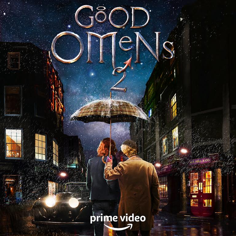 Good Omens season 2