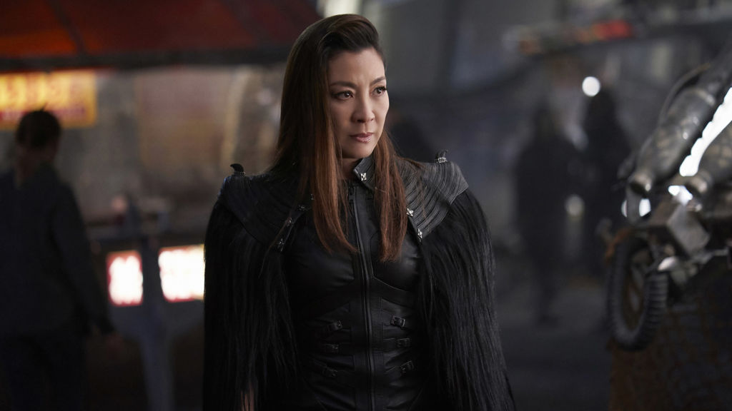Michelle Yeoh cast in The Witcher Blood Origin