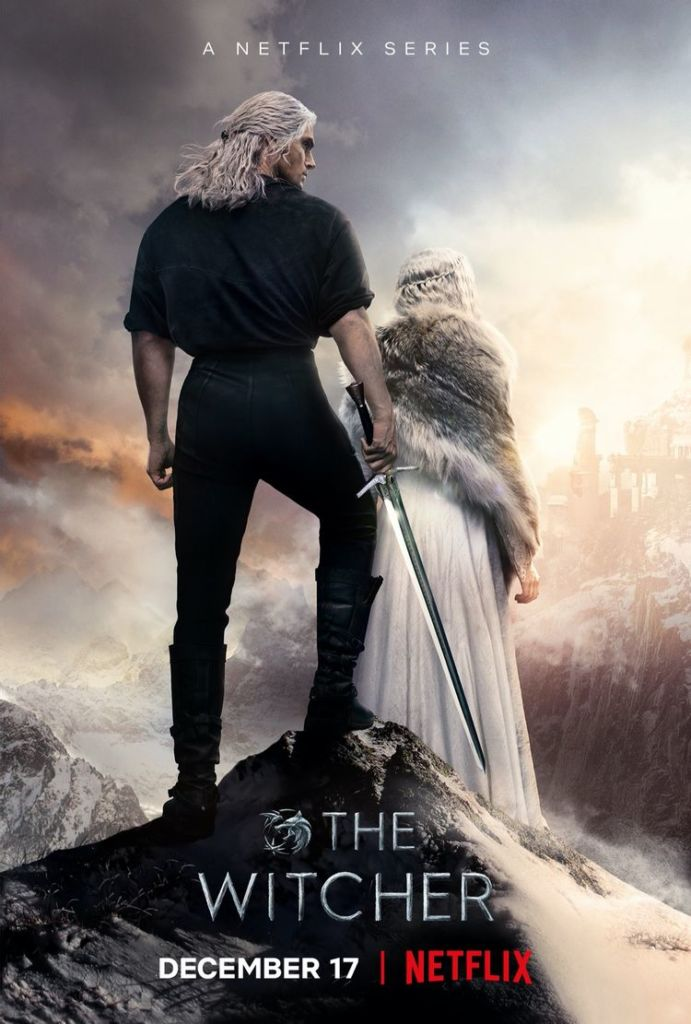 The Witcher S2 Poster